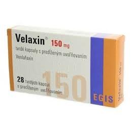 Велаксин 150 мг, 28 капсул пролонгированного действия