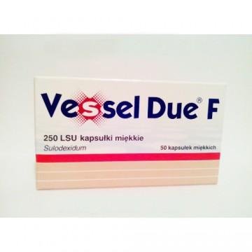 Вессел дуэ Ф 250 LSU, 50 капсул
