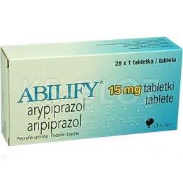 Абилифай 15 мг (56 шт)