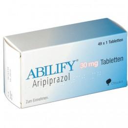 Абилифай 30 мг (56 шт)