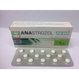 Анастрозол Teva 1мг (28 шт)