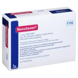 Новосевен 2 мг пор. д/пригот. р-ра д/ин.100 КМЕ