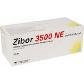 Цибор (Zibor) 3500 17500МЕ/1мл 0.2мл, №10