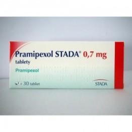 Прамипексол Стада 0,7 мг (30 шт)