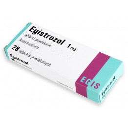Эгистрозол (Egistrozol) 1 мг, 28 таблеток