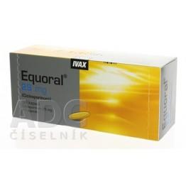 Экорал (Equoral) 25 мг, 50 капсул