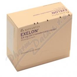 Экселон (Exelon) тст 4.6 мг/24ч пак №30
