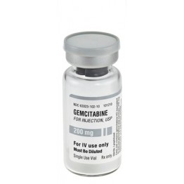 Гемцитабин 38мг/мл (200 мг)