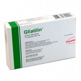 Глиатилин капс. 400мг №14