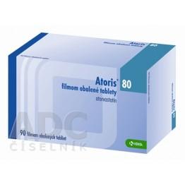 Аторис 80 мг (90 шт)