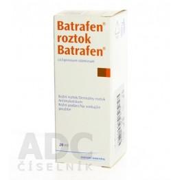 Батрафен 1% жидкость 20 мл