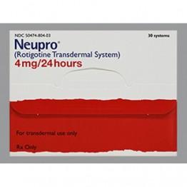 Ньюпро (Неупро) Пластырь  4 мг (28 шт)