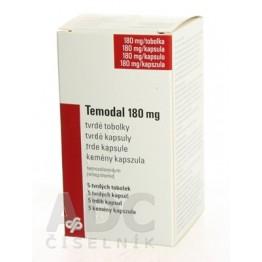 Темодал (Temodal) 180 мг, 5 капсул