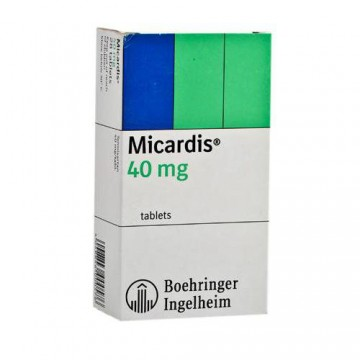 Микардис 40 мг (28 шт)