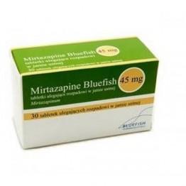 Миртазапин 45 мг (30капс)