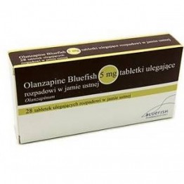 Оланзапин 5 мг (28 шт)